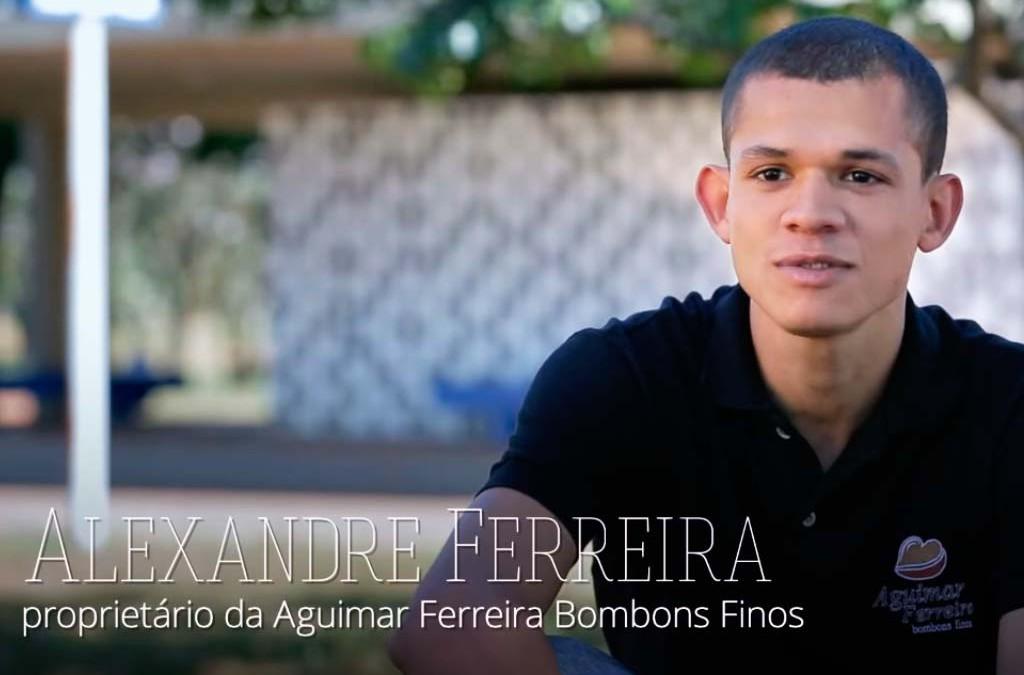 Conheça a história da Aguimar Ferreira Bombons Finos