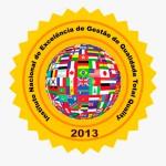 Prêmio internacional de padrão de qualidade 2013